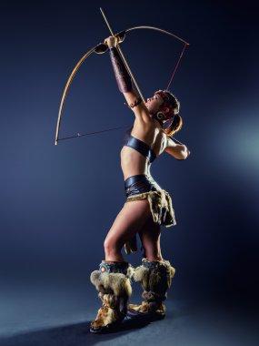 Northern girl warrior