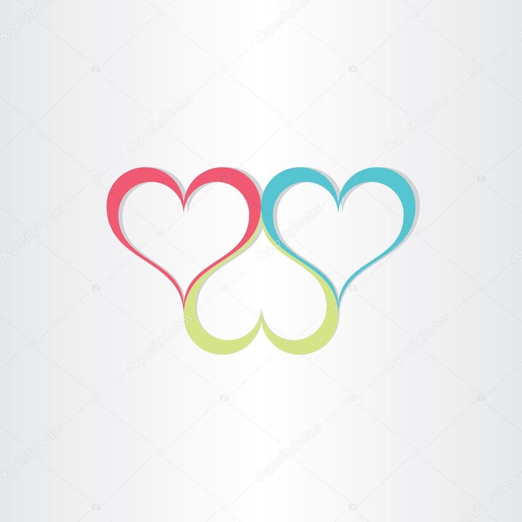 symbol för kärlek