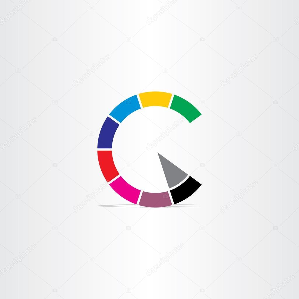 Letter c color copyright symbol stock vector blaskorizov 73601285 letter c color copyright symbol stock vector biocorpaavc