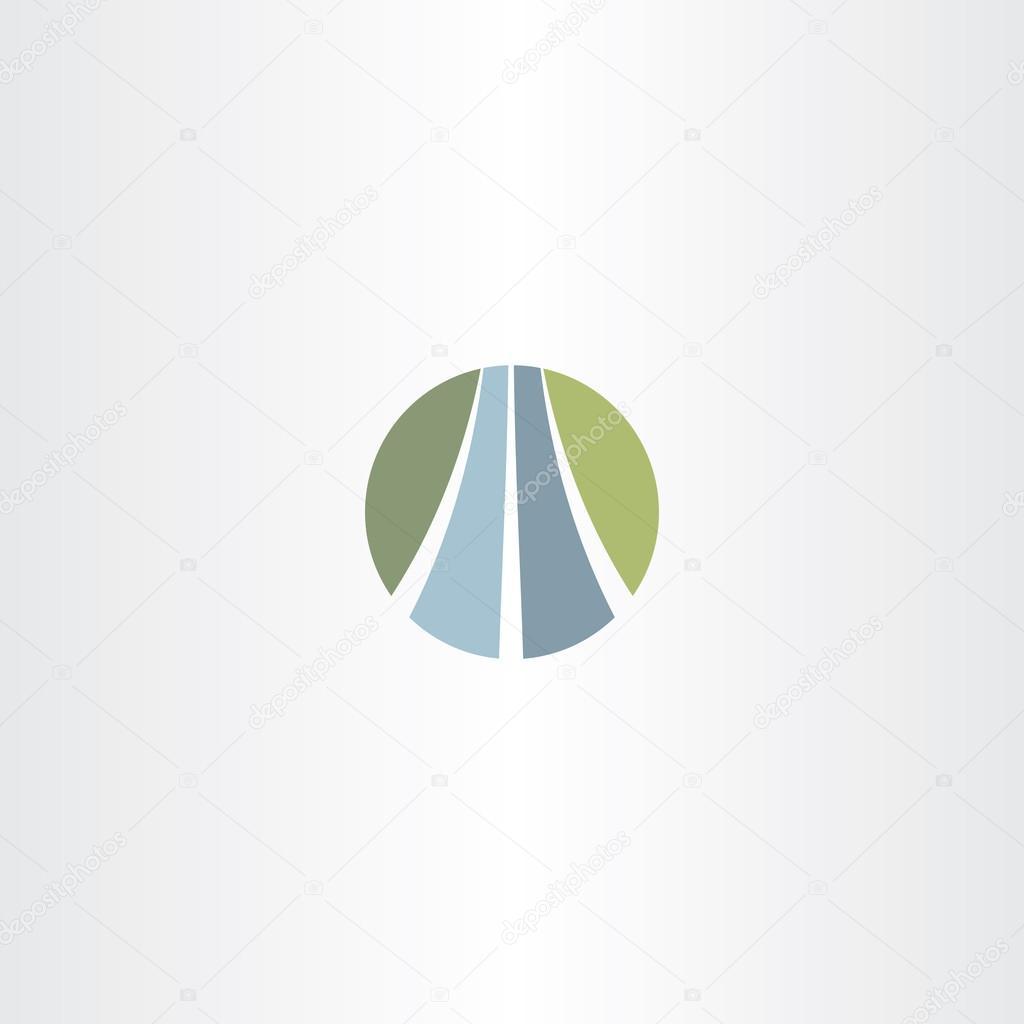 自動ロードのアイコン高速道路ロ...