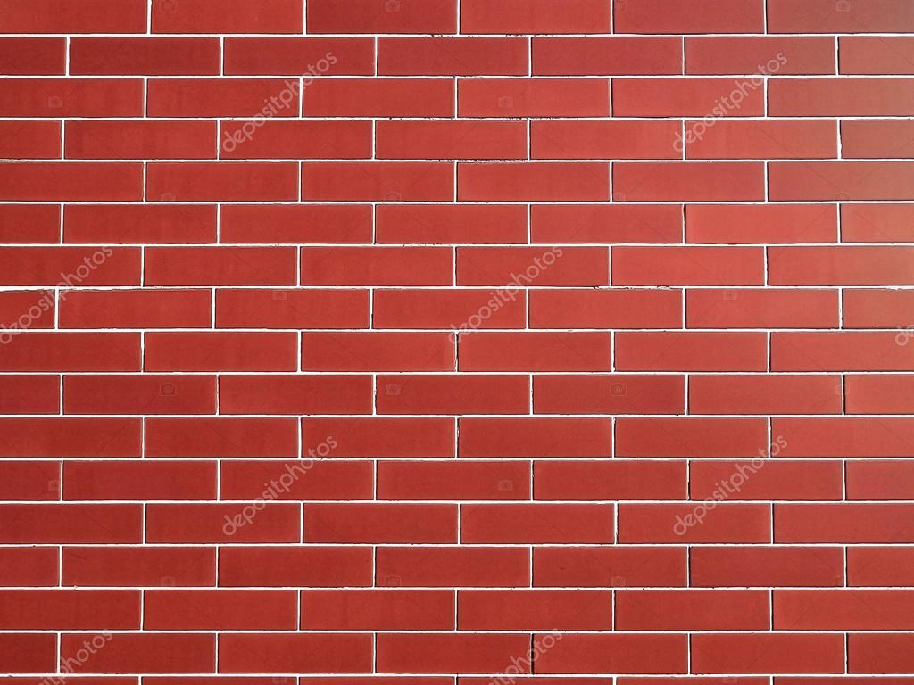 Muro di mattoni e rivestimenti come materiali da costruzione — Foto ...