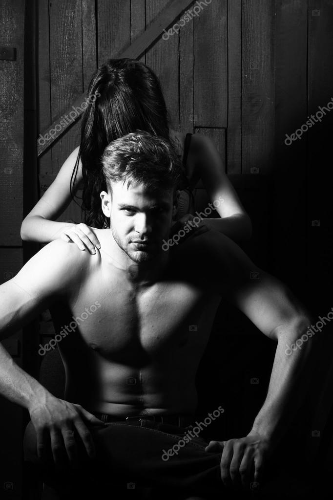 nero coppie sesso foto