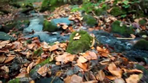 Nach einem Wasser-Pfad