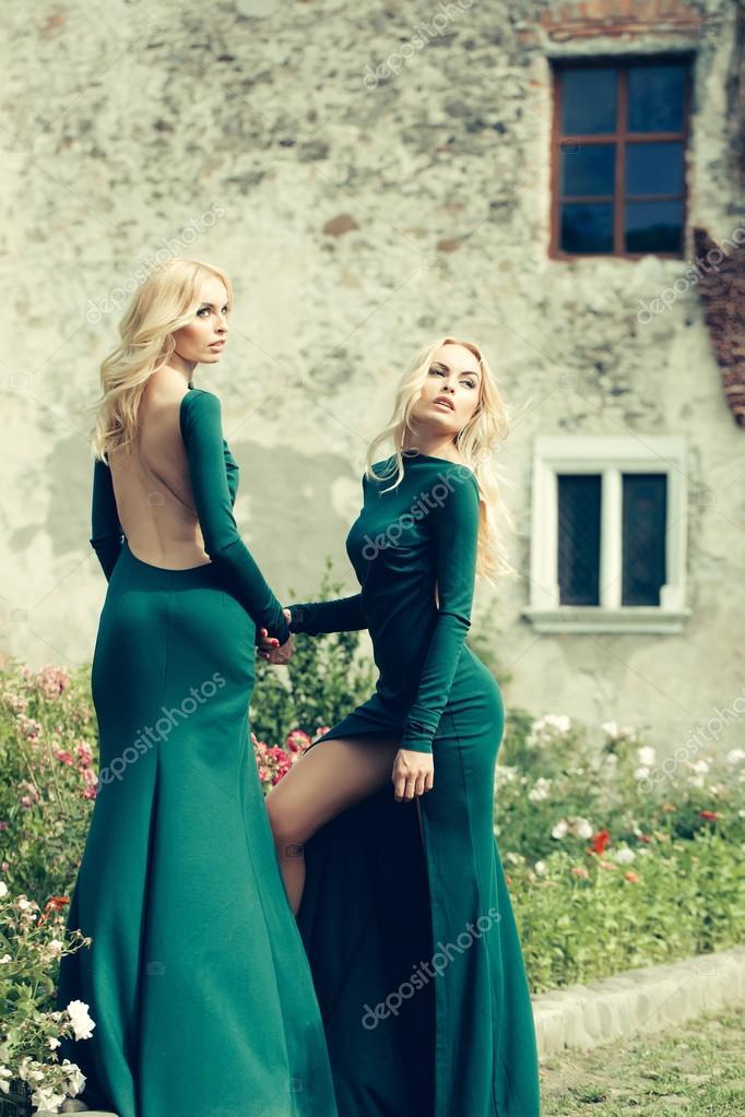 Fotos de vestidos verdes