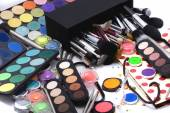 Fotografie Colorful make-up set