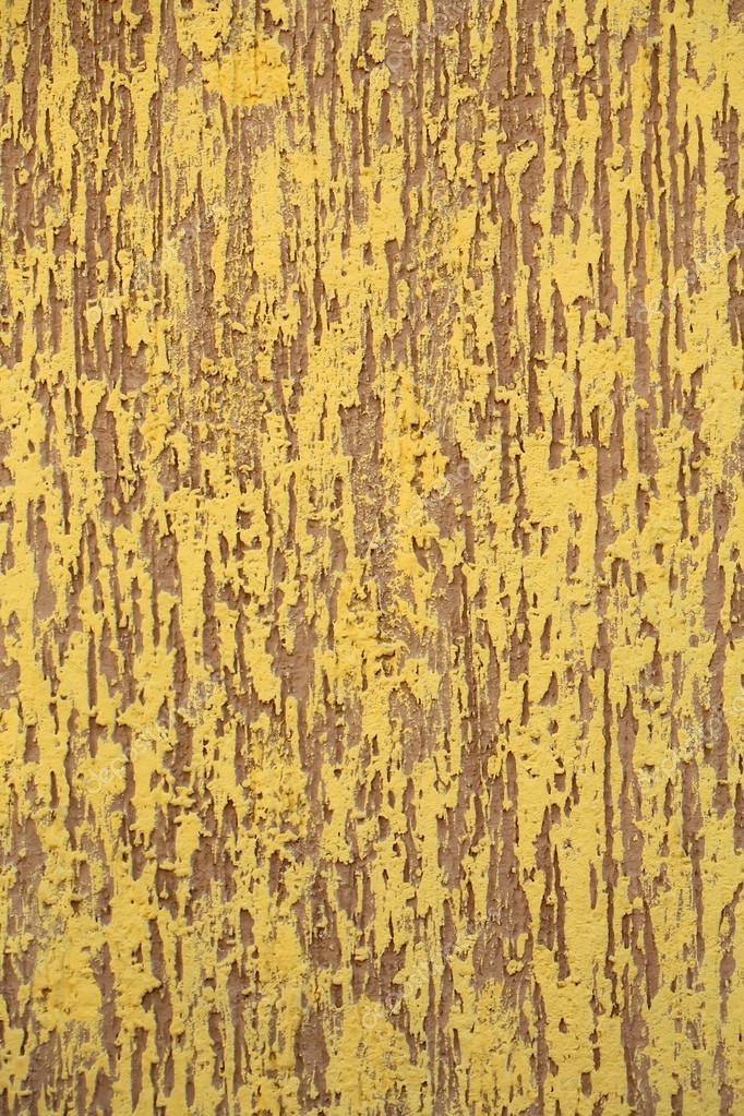 AuBergewohnlich Foto Closeup Warm Verputzt Braun Gelb Lackiert Farbige Mauer Rau  Texturierte Dekorativer Stuck Fassade Interieur Auf Hintergrund, Hochformat  U2014 Foto Von ...