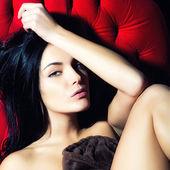 Photo Sexy glamour woman