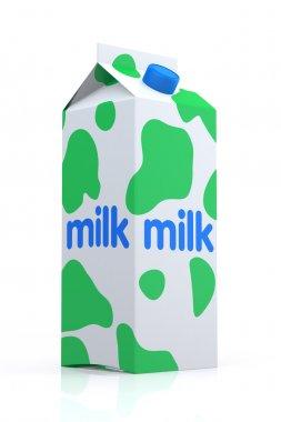 Carton milk pack