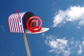 Photo Patriotic Mailbox