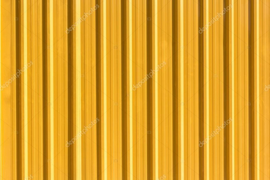Yellow zinc texture — Stock Photo © jpkirakun #89154738