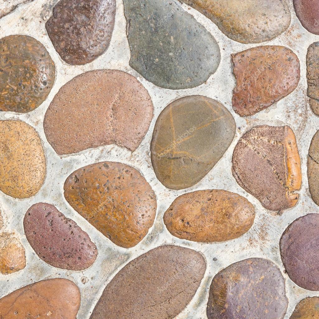 Pebble stone floor tile texture stock photo jpkirakun 89158184 pebble stone floor tile texture stock photo dailygadgetfo Image collections