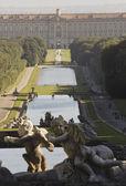 Caserta královský palác Park