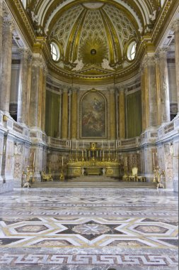 Royal Palatine Chapel, Caserta