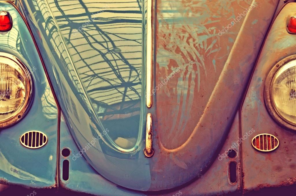 anfas old car half dirty retro style car wash good and evil contrast opposites contradictions concept photo by andrij ter