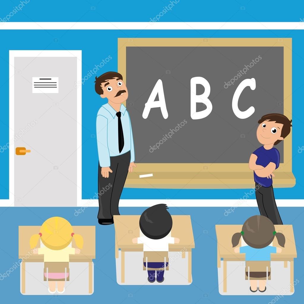 Den engelska lektionen