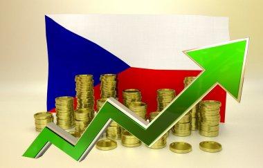 currency appreciation - Czech crown