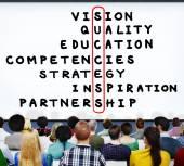 Cíl strategie vize koncepce