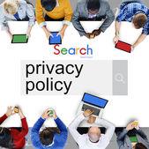 Datenschutz, Client-Konzept
