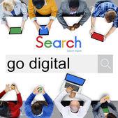 Internet-Suche-Konzept