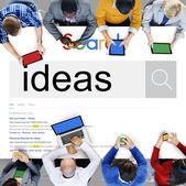 Globale Suche, Optimierungskonzept