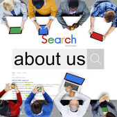 About Us, Information, Brand Concept