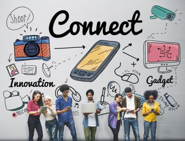 college students and connect
