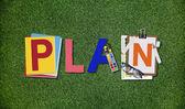 Fotografie Planning Process Concept