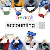 Rechnungswesen, Finanzierung Geld-Konzept