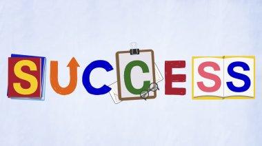 Success Progress Achievement Concept