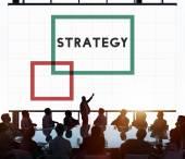 Fotografie Strategy Vision Planning Concept