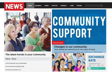 website News Article