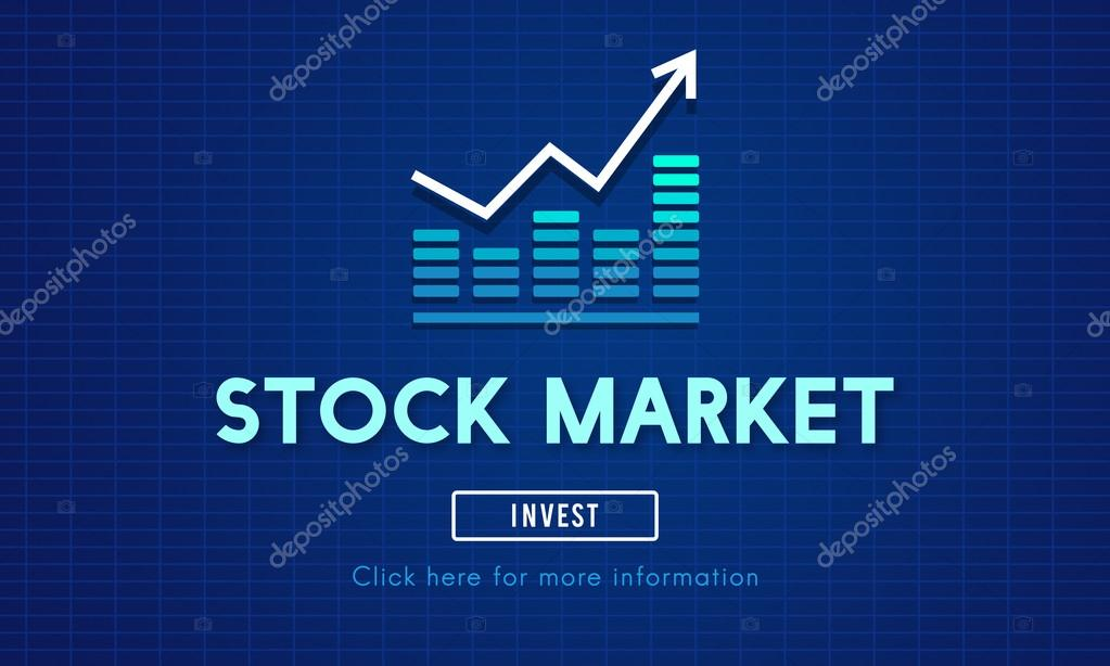 Template with stock market concept — stock photo © rawpixel #109673376.