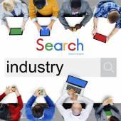 Concetto di industria di fabbricazione