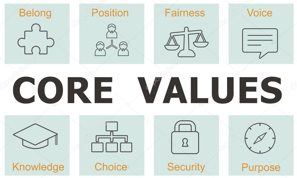 template with core values concept stock photo rawpixel 113479066