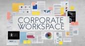 Pojem Coworking firemní pracovního prostoru