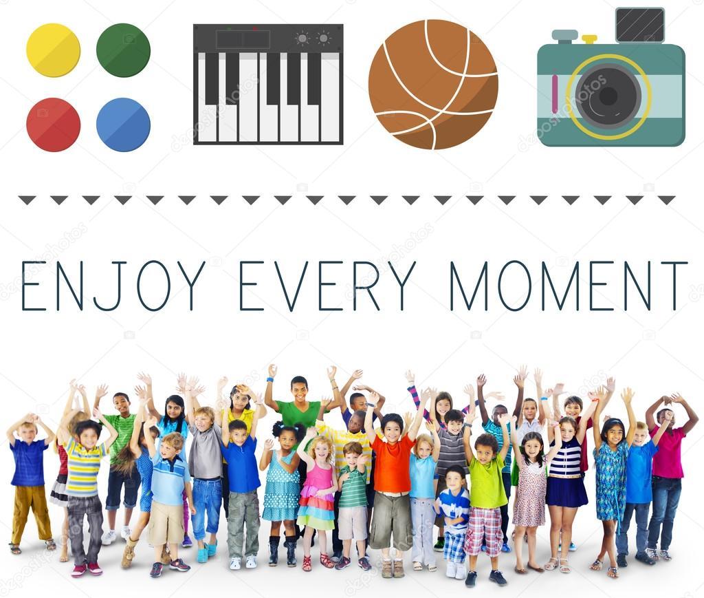 6eacd03dd71 rozkošný smějící se děti — Stock Fotografie © Rawpixel  114756590