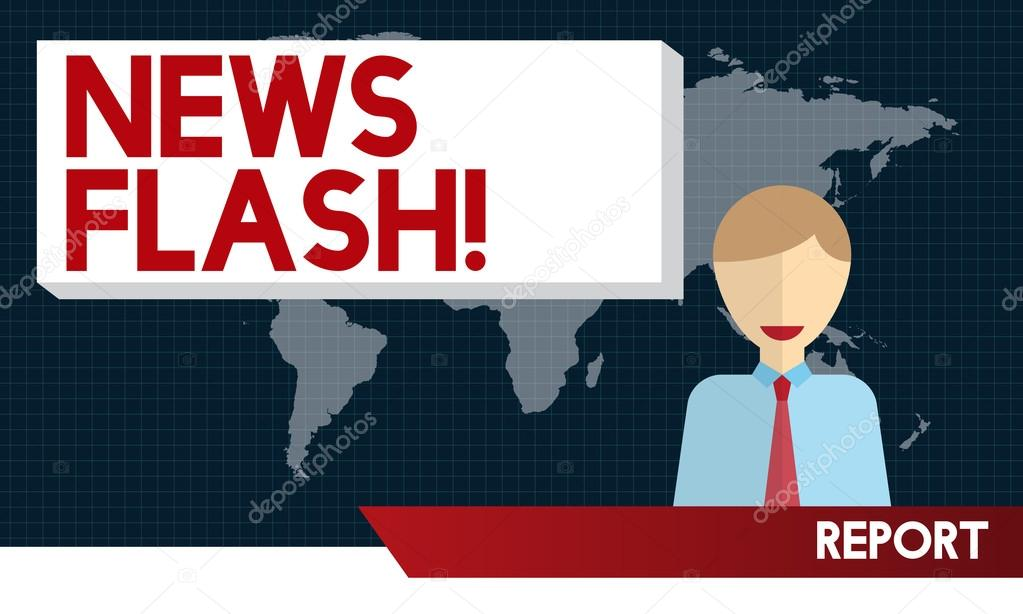 template with news flash concept stock photo rawpixel 115863444