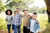Fotografie Děti s emocemi, světlé