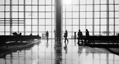 International Airport and Passengers