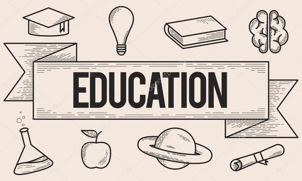 Education, Knowledge Concept