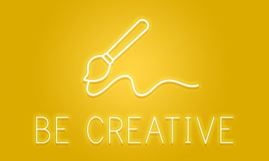 Creative graphic icon