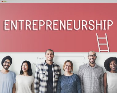 diversity people with Entrepreneurship