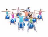 Persone sane in Fitness