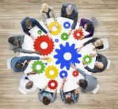 Podnikatelé v setkání s koly