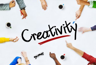 People and Creativity Concepts