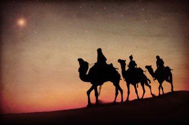 Three Kings Desert Star