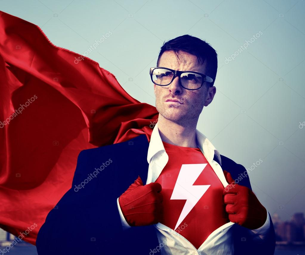 Superhero businessman with lightning bolt symbol stock photo superhero businessman with lightning bolt symbol stock photo buycottarizona Image collections