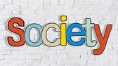 Society and Brick Wall