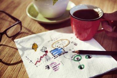 Some Concepts Write Down on Napkin