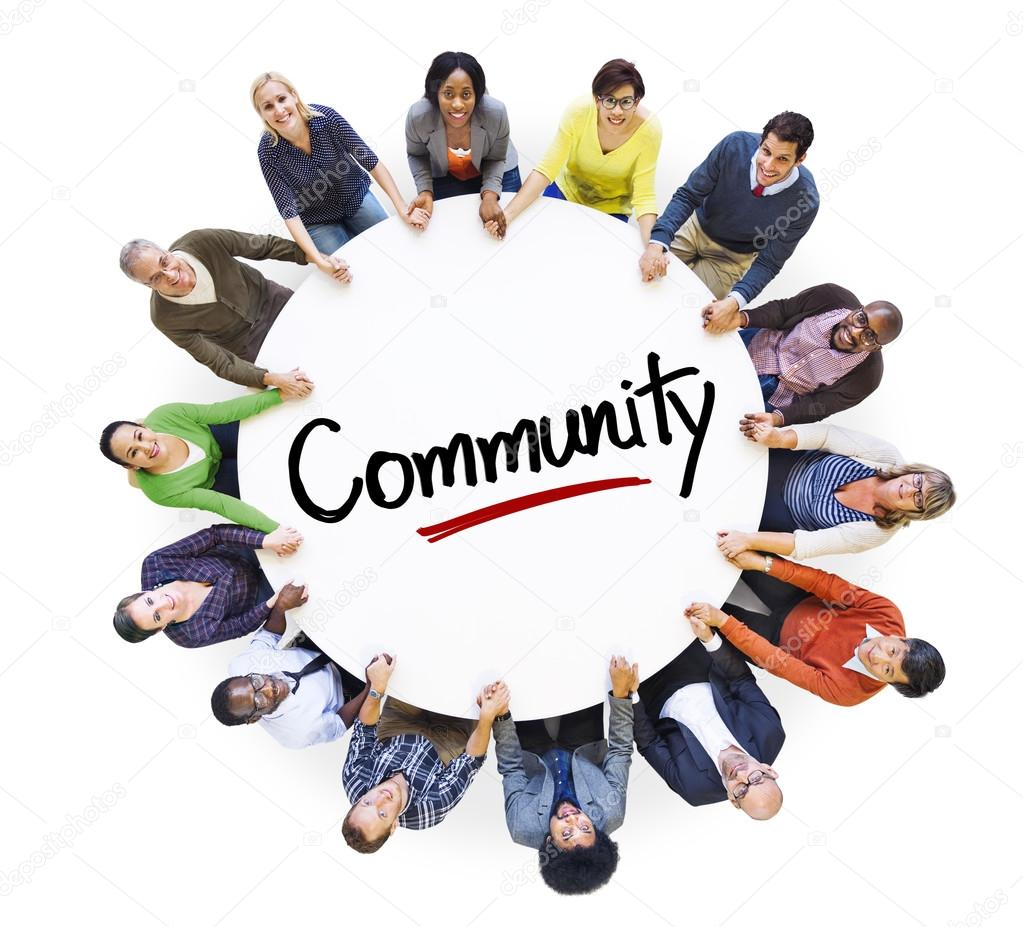 People with Community Concept